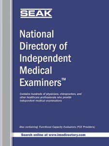 Independent Medical Examiners Directory