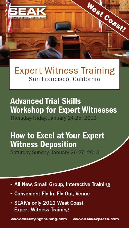 free expert witness directory