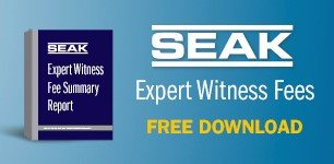 FREE Expert Witness Fee Report